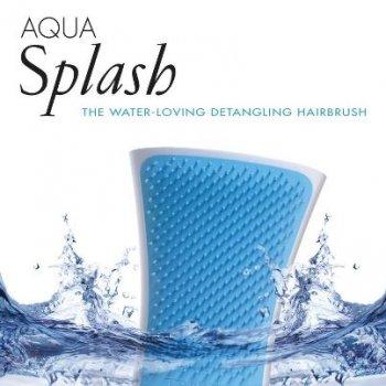 Tangle Teezer Aqua Splash - první vodu milující kartáč pro zacuchané vlasy 4f866e126fd
